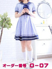 ワンピースブルー/O-07